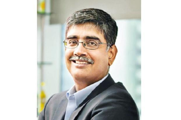 Whirlpool of India managing director Sunil D'Souza.