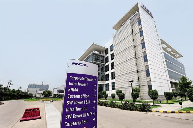 HCL Technologies reports a 12.3% sequential growth in net profit at Rs2,325 crore in the quarter ending March, as it added more clients in the quarter and focused on growth areas like digital, cloud, security and IoT. Photo: Ramesh Pathania/Mint