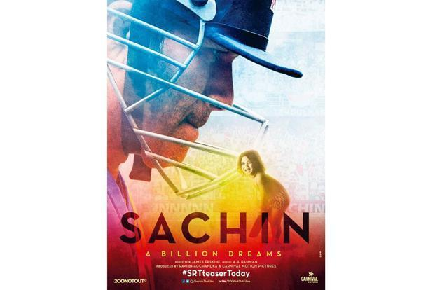 Produced by Ravi Bhagchandka of 200 Not Out Productions and Shrikant Bhasi of Carnival Pictures, 'Sachin: A Billion Dreams' covers the cricketer's life and career, starting with his formative years right up to his retirement in 2013.
