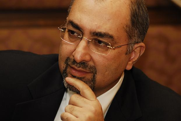 Pepsico executive Sanjeev Chadha led the Indian executives category of Forbes ranking for the Middle East . Photo: Mint