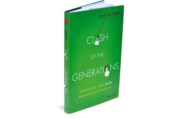 Clash Of The Generations—Managing The New Workplace Reality: By Valerie M. Grubb, Wiley, 192 pages, Rs599.