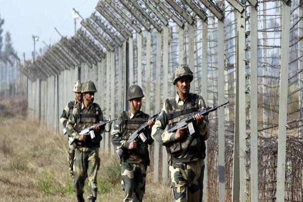 Image result for J&K: Pakistani troops violates ceasefire along LoC, 3 jawans injured