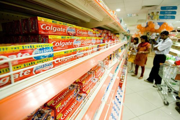 Colgate blamed the decline in March quarter sales on the collapse of the wholesale channel, post demonetisation. Photo: Mint