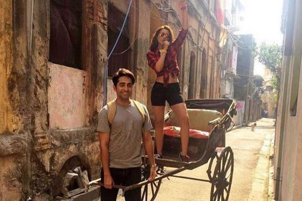 Yash Raj Films' romantic comedy 'Meri Pyaari Bindu' that opened to Rs1.75 crore last Friday is the latest Hindi film to pay tribute to the picturesque locations of Kolkata through its narrative and settings.