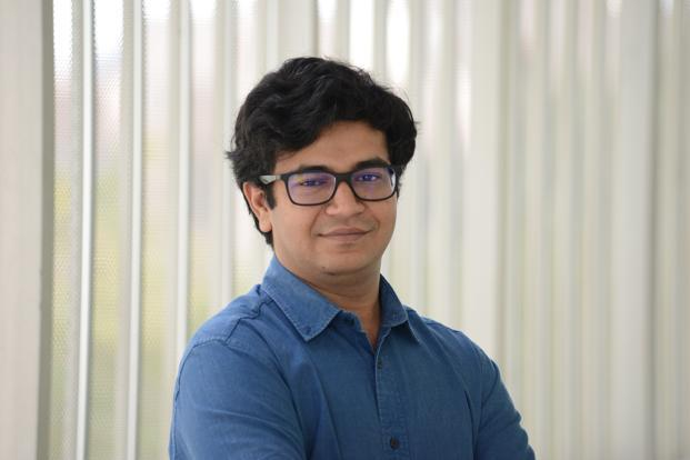 Abhinav Lal, co-founder of PractoTechnologies.