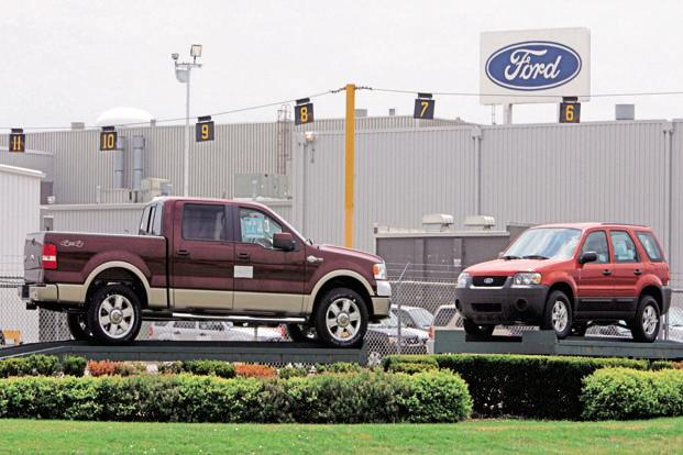 Ford employed about 201,000 workers as of the end of last year, including about 101,000 in North America, according to a regulatory filing. Photo: Bloomberg