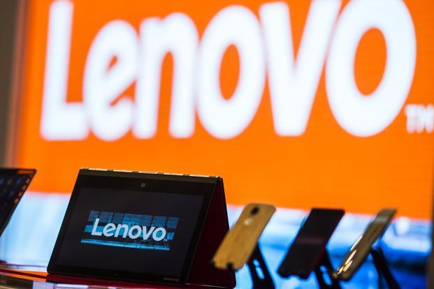 Lenovo, the world's biggest PC-maker by shipments, posted a 67% slide in third-quarter net profit in February. Photo: Bloomberg