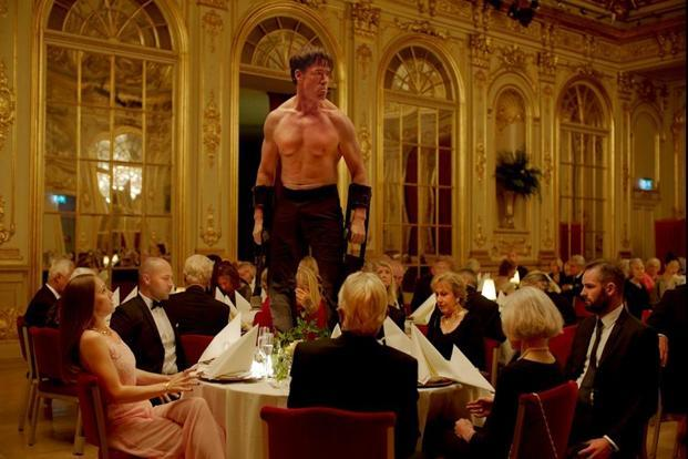 A still from 'The Square'.