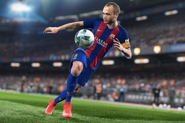 PES 2018 will be available on 14 September 2017.