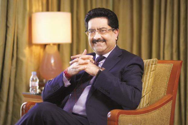 A file photo of Kumar Mangalam Birla, chairman of Aditya Birla Group.  Photo: Mint