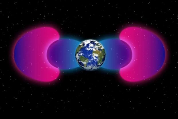 A certain type of communications—very low frequency (VLF) radio communications—have been found to interact with particles in space, affecting how and where they move. Photo: Nasa website