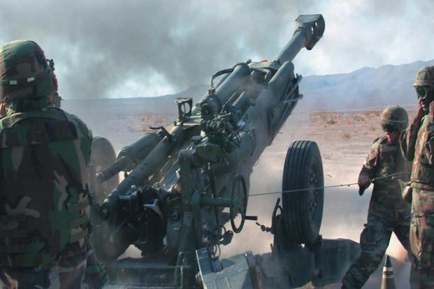 Modern artillery guns land in India, a first in three decades