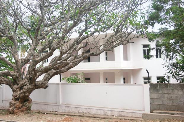R.K. Narayan's house. Photos: Ganesh Vancheeswaran