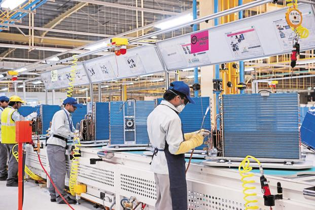 The Indian arm of Panasonic earned Rs9,600 crore in revenue last year of which roughly half came from the consumer durables segment, followed by major contributions from its mobile phones and Anchor Electricals divisions. Photo: Mint