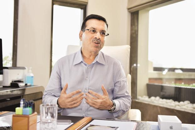 Sanjiv Goenka, chairman of RP-Sanjiv Goenka Group. CESC says the purpose of the restructuring is to 'unlock value for shareholders' and 'further expansion of the businesses'. Photo: Indranil Bhoumik/Mint