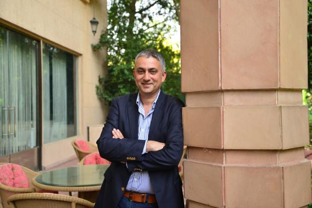 'The bigger target group for us is the 35+ generation,' says Vikram Mehra. Photo: Ramesh Pathania/Mint