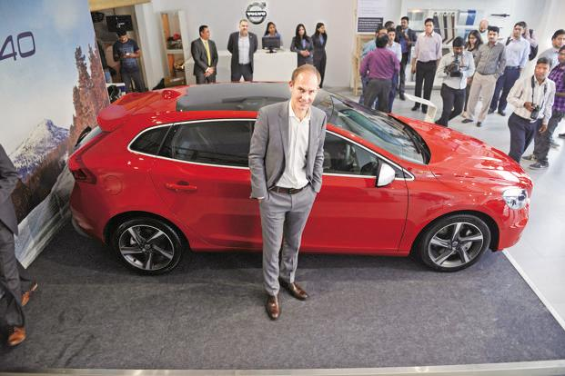 Volvo To Start Assembling Cars In India By Year End Livemint