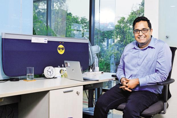 Paytm raises Dollars  1.4 billion from Softbank Group Corp