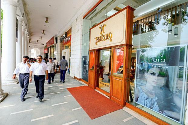 For its jewellery, sold mainly under the Tanishq brand, Titan said there were opportunities for growth from the wedding and high-value diamond markets. Photo: Pradeep Gaur/Mint