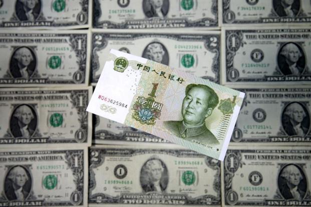 China using yuan to combat risk of market meltdown