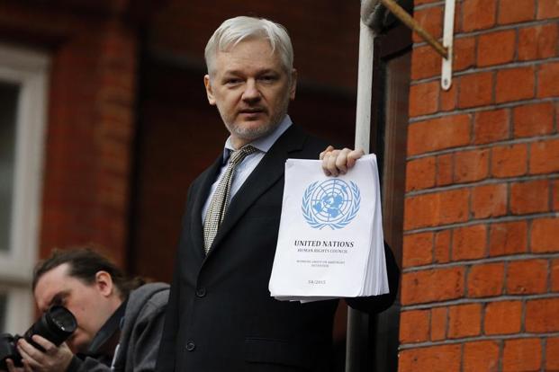 Swedish prosecutor drops rape investigation of Assange