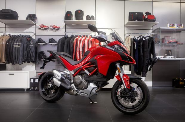 Ducati eyed by buyout, motorcycle firms as owner Volkswagen considers sale