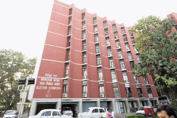 The Election Commission of India headquarters in Delhi: Mint
