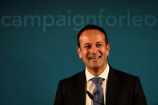 Indian-origin gay minister front runner in Irish prime ministerial race