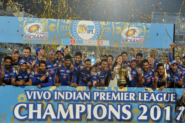 Mumbai Indians (MI) lifted their third Indian Premier League (IPL) title on Sunday evening. Photo: AP