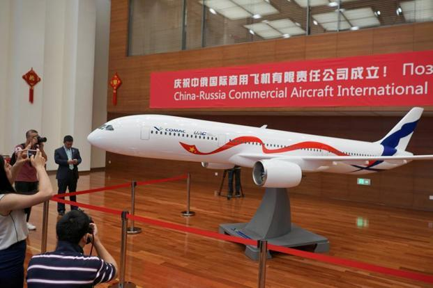 China Russia To Jointly Build Passenger Jets To Rival Boeing