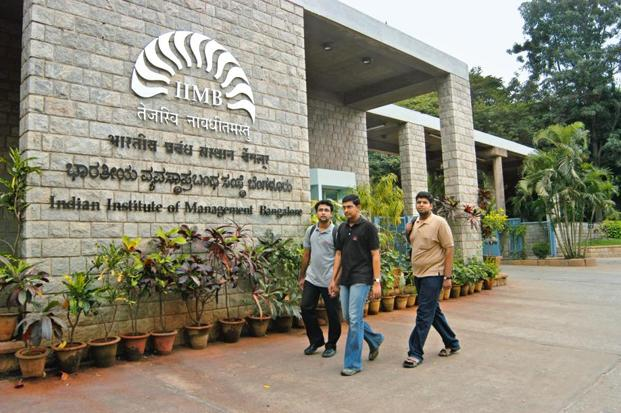 Institutions such as the IIMs will have the liberty to apply for the 'world class' tag and the extra funds without having to become a university. Photo: MInt