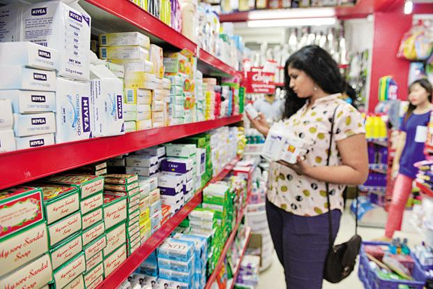 The Narendra Modi govt is considering allowing 100% FDI in multi-brand retail as long as the products are made in India—in an attempt to promote Make In India with job creation at its core. Photo: Aniruddha Chowdhury/Mint