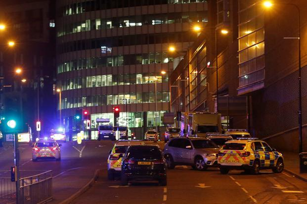 Manchester attack: At least 19 killed in strike at Ariana Grande concert