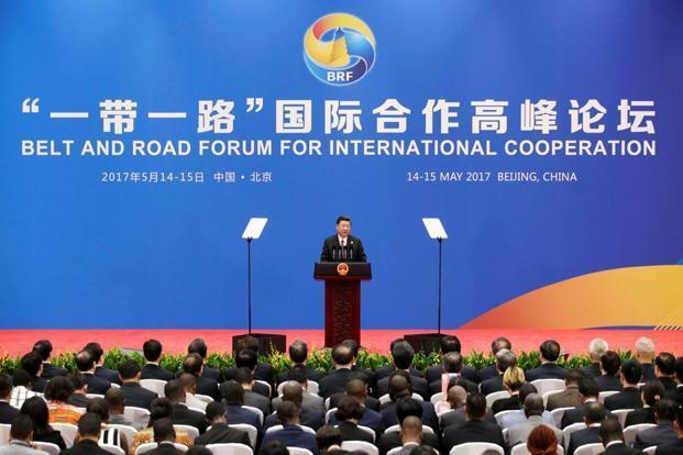 As the global limelight fades from President Xi Jinping's 'OBOR, the main actors — Chinese state-owned companies — are warning about the political risks they face along the route. Photo: Reuters