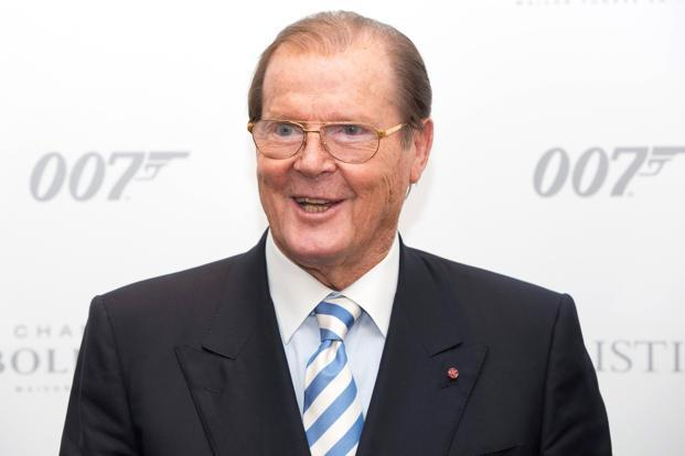 Roger Moore's 12 years as James Bond, the British agent with a voracious appetite for danger and sex, made Moore a millionaire as well as a heartthrob the world over. Photo: Reuters