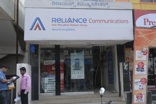 Reliance Communications (RCom) shares plunged to a record low of Rs25.30 before gaining some ground to close at Rs25.85, down 7.7% from their previous close. Photo: Mint