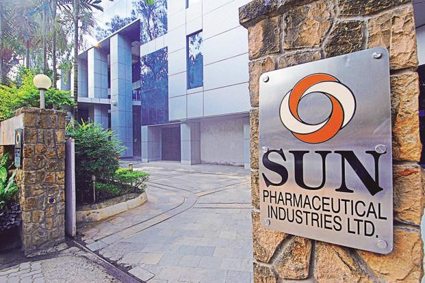 Shares of Sun Pharma were trading 0.23% higher at Rs613.95 on the BSE. Photo: Mint