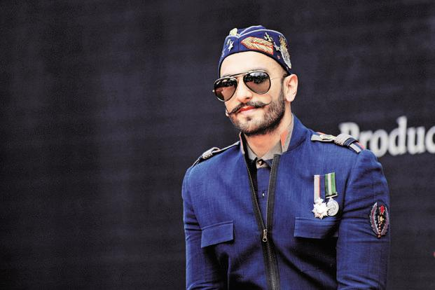 Actor Ranveer Singh probably would be the poster boy for this sort. He has been spotted wearing a polka dot suit with matching shoes, wearing a T-shirt with a silk gown, pyjamas and Sylvester slippers. File Photo: AFP