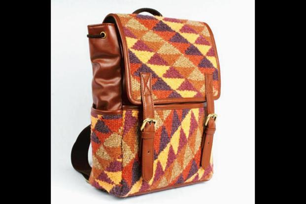 The Kanta backpack by Richa Designs.