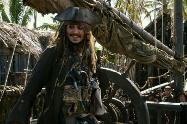 A still from 'Pirates of the Caribbean: Salazar's Revenge'.