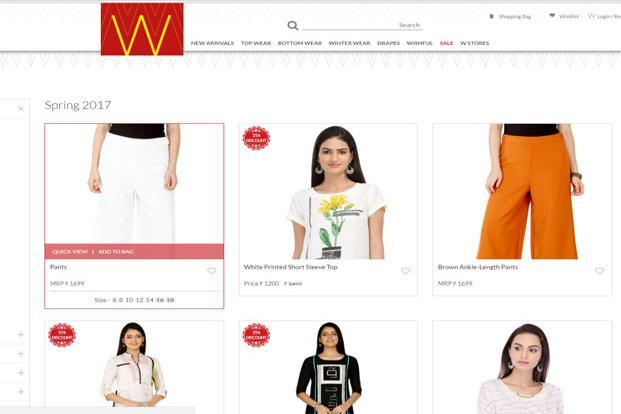 Brands of TCNS Clothing, W and Aurelia, are sold at more than 1,600 points of sale across India, Mauritius, Sri Lanka and the Middle East, and in over 350 exclusive stores in more than 100 cities.
