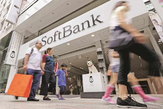 SoftBank's CEO Masayoshi Son is working to become the world's most prolific technology investor, and closed the first round of capital commitments for his Vision Fund this month. Photo: Bloomberg