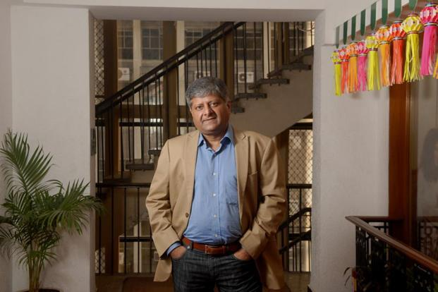 Shashi Sinha, chief executive, IPG Mediabrands India. Initiative, which consolidated Sony's media duties in 2013, lost the account to Carat in April 2015. Photo: Hemant Mishra/Mint
