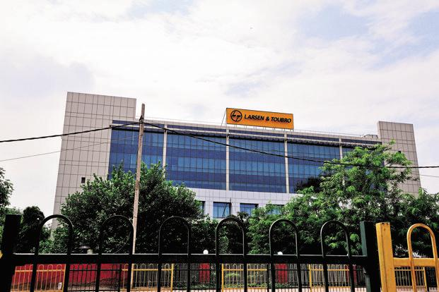 L&T said consolidated order book of the group stood at Rs2.61 trillion as of March 2017. Photo: Priyanka Parashar/ Mint