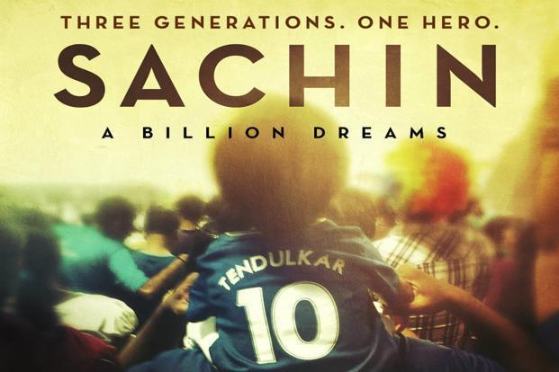 'Sachin: A Billion Dreams' made Rs1.20 crore, Rs93 lakh, Rs1.05 crore and Rs42 lakh in its Marathi, Tamil, Telugu and English versions respectively.