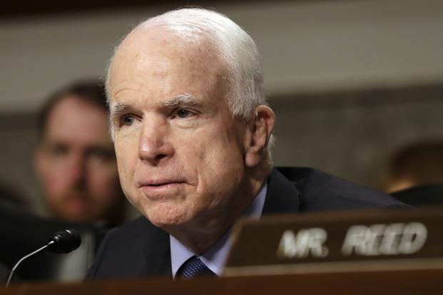 Putin a bigger threat to United States than ISIS: John McCain