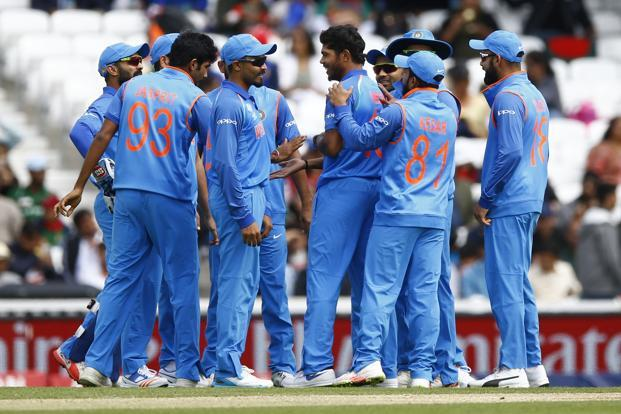 The Indian team has not displayed any signs of stress during their two warm-up matches which they won without breaking any sweat in the Champions Trophy 2017. Photo: Reuters