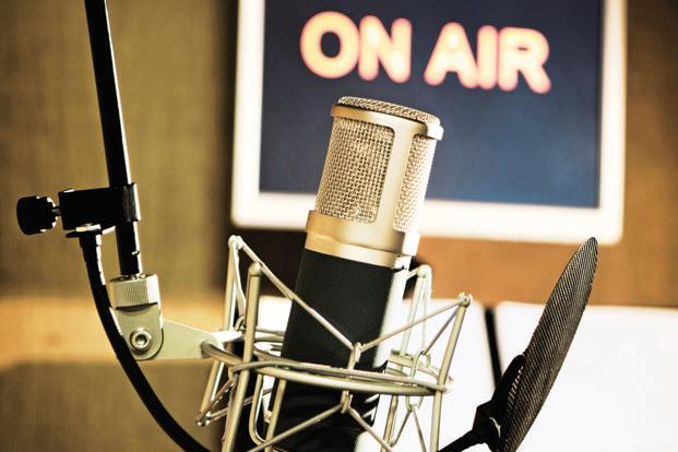 The amount which All India Radio's FM channels made is, sadly, small when compared to what some of the private FM channels earned during the same period even though the number of stations they own may vary. Photo: iStockphoto