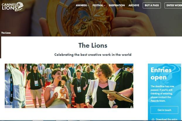 India had a relatively good run at the Cannes Lions last year where it won a total of 27 Lions, compared to 13 in 2015.