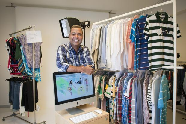 Fashionara co-founder Arun Sirdeshmukh. Photo: Aniruddha Chowdhury/ Mint